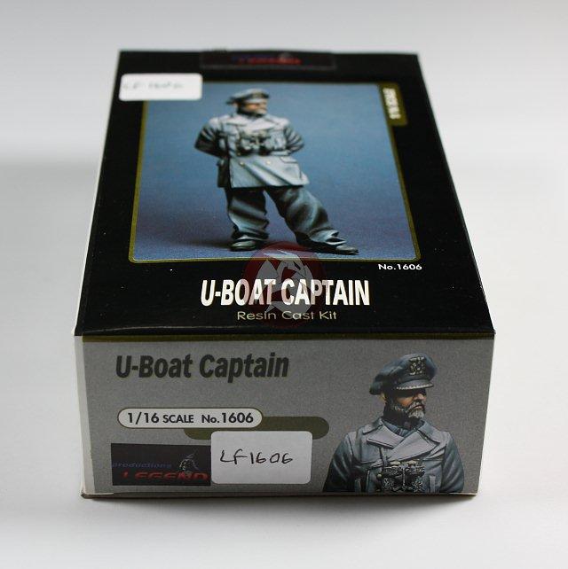 Legend 1/16 German Kriegsmarine U-Boat Submarine Captain ...