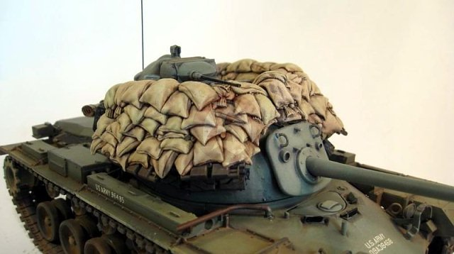 The Modelling News: Review Build: Revell's new tool M48 A2GA2 ...